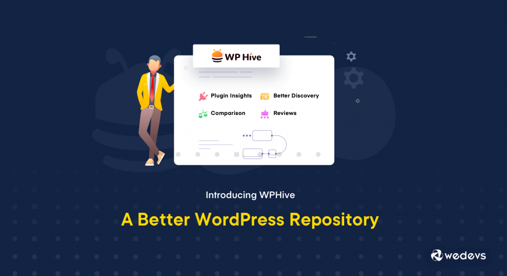 wphive- a better wordpress repository