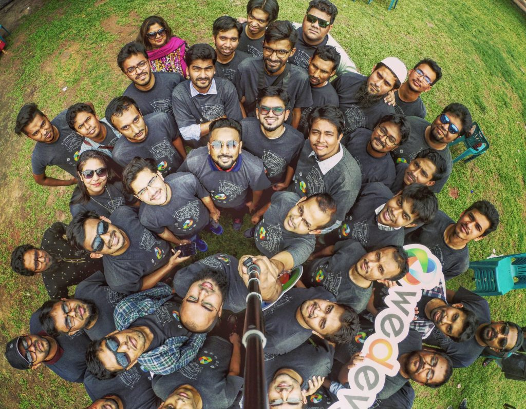 team wedevs