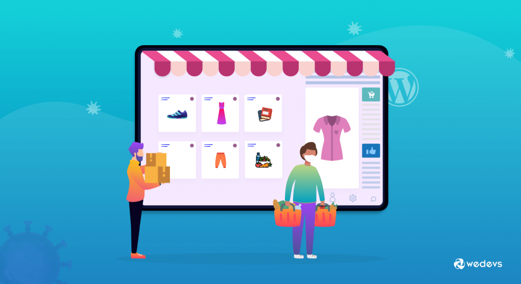 Create online marketplace using Dokan