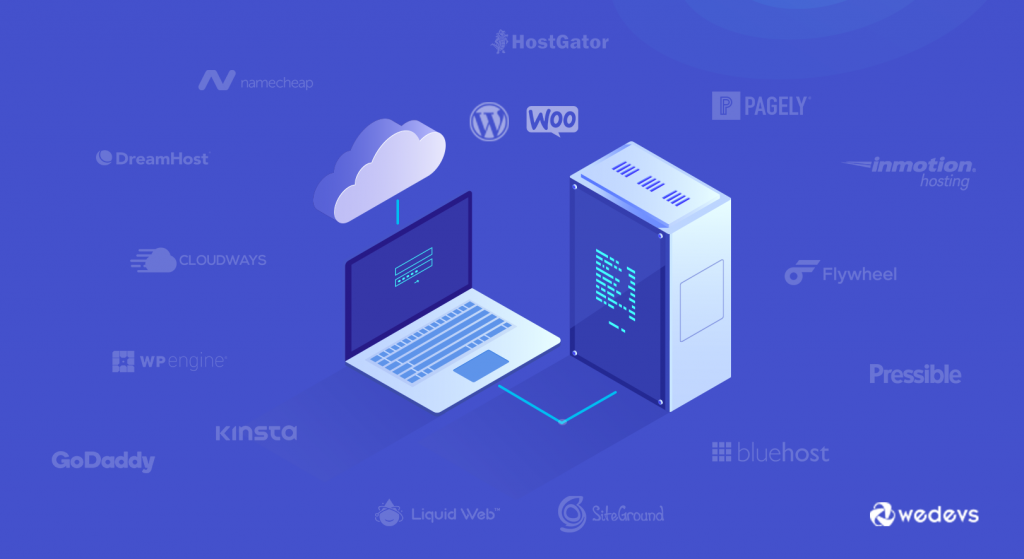 Choose strong hosting for your eCommerce security