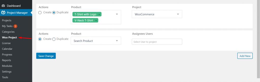 woo project woocommerce order module