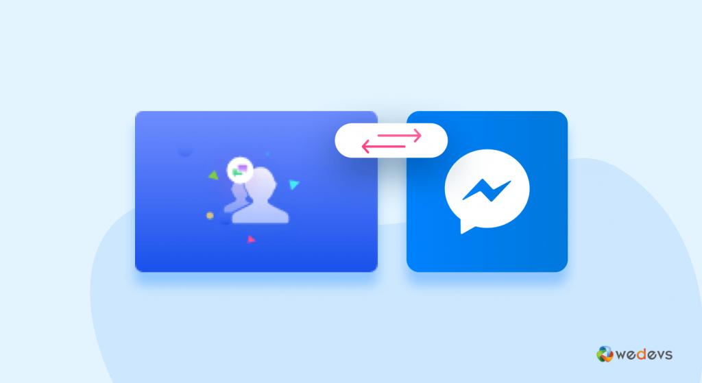 Dokan Live Chat With Facebook Messenger Integration