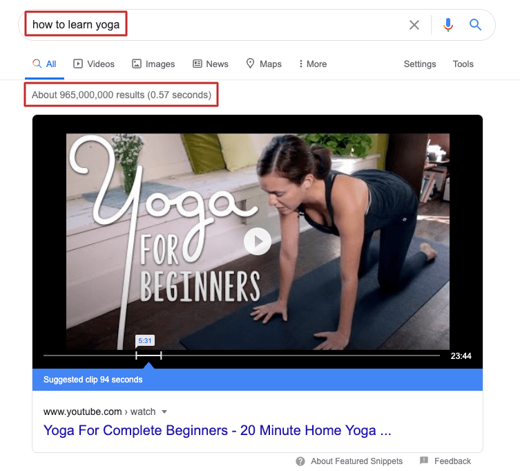 rank youtube videos in google search to get more views on youtube