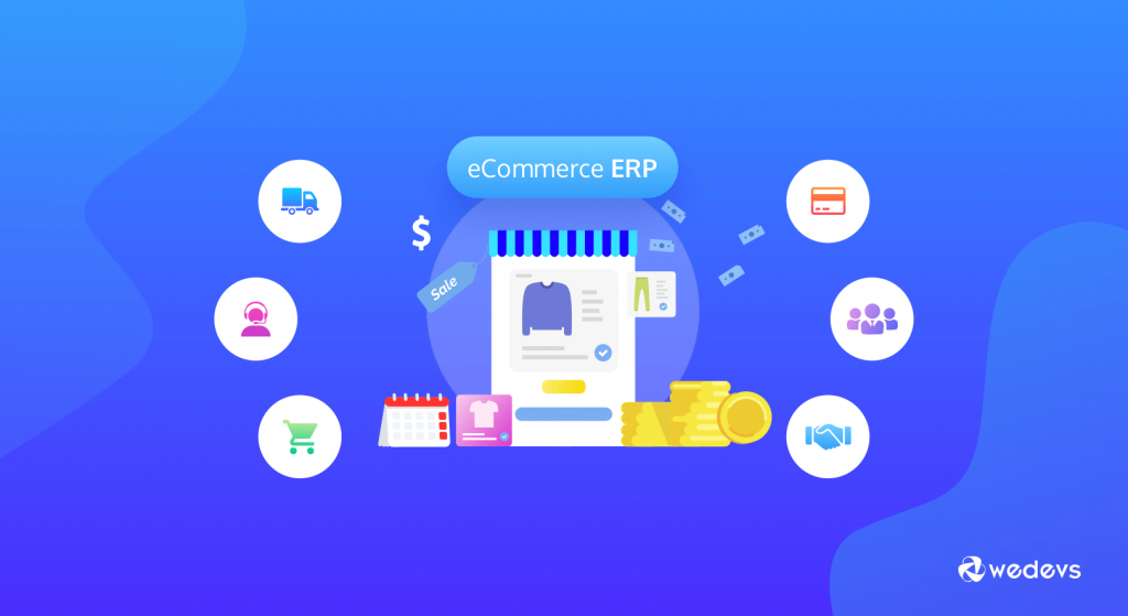 eCommerce ERP Solutions