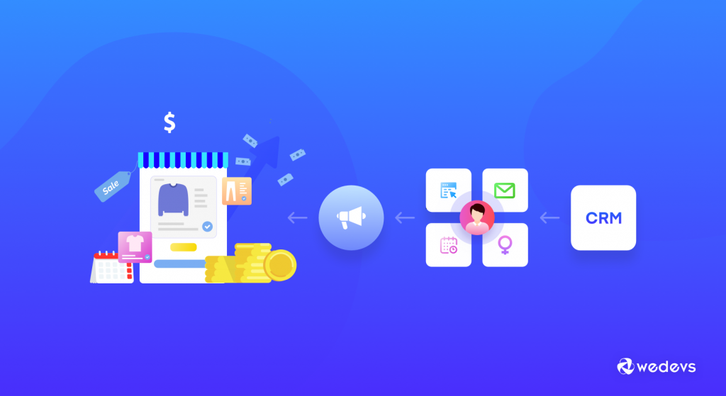 Role of a CRM in eCommerce