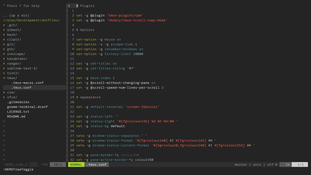 vim-text-editor-for-programmer
