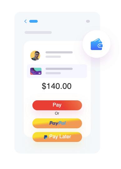 smart payment button