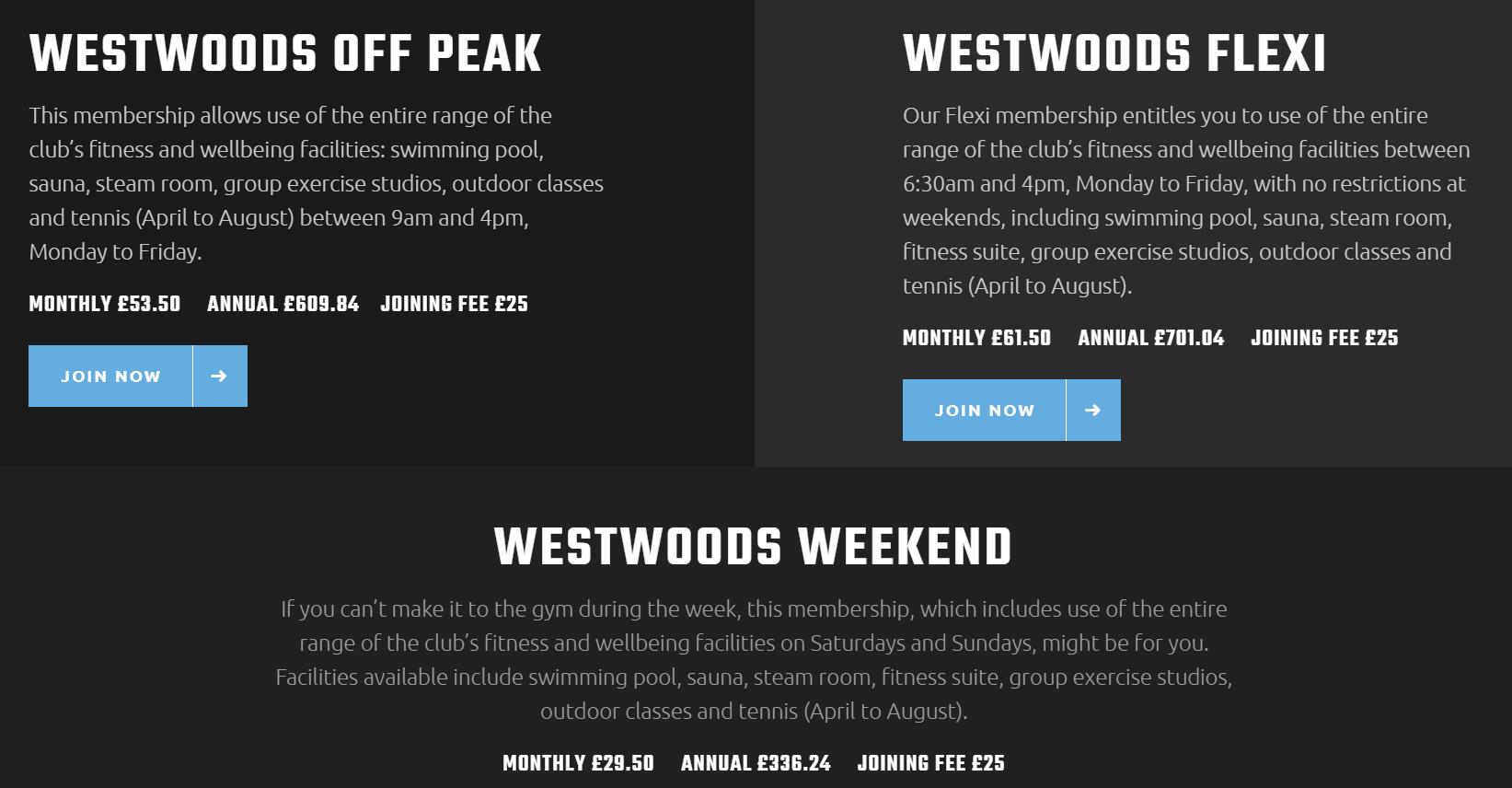 westwoodshealthclub-membership