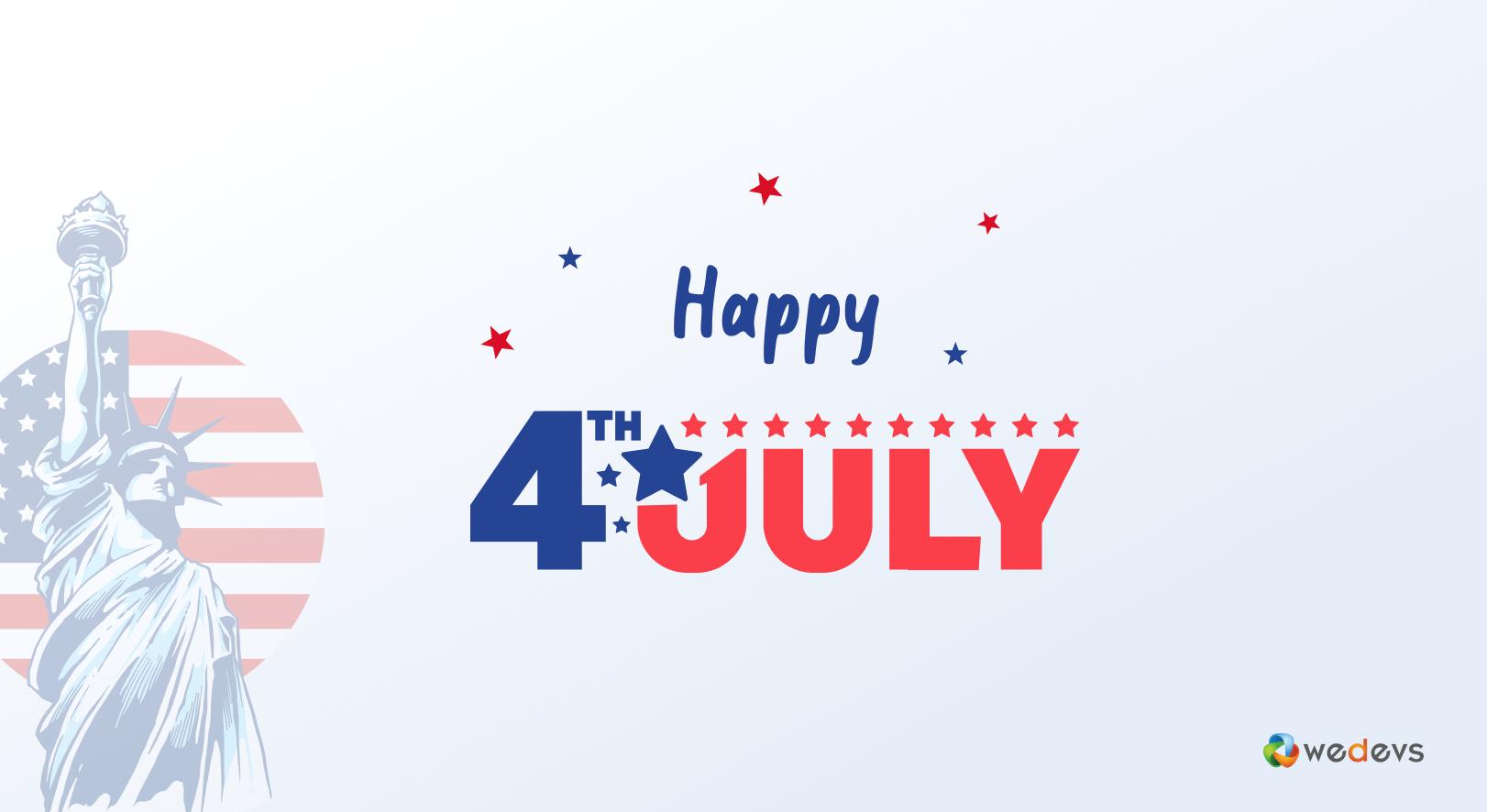 4th of July - weDevs