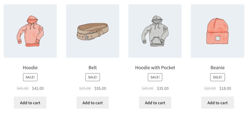 shortcode-sale